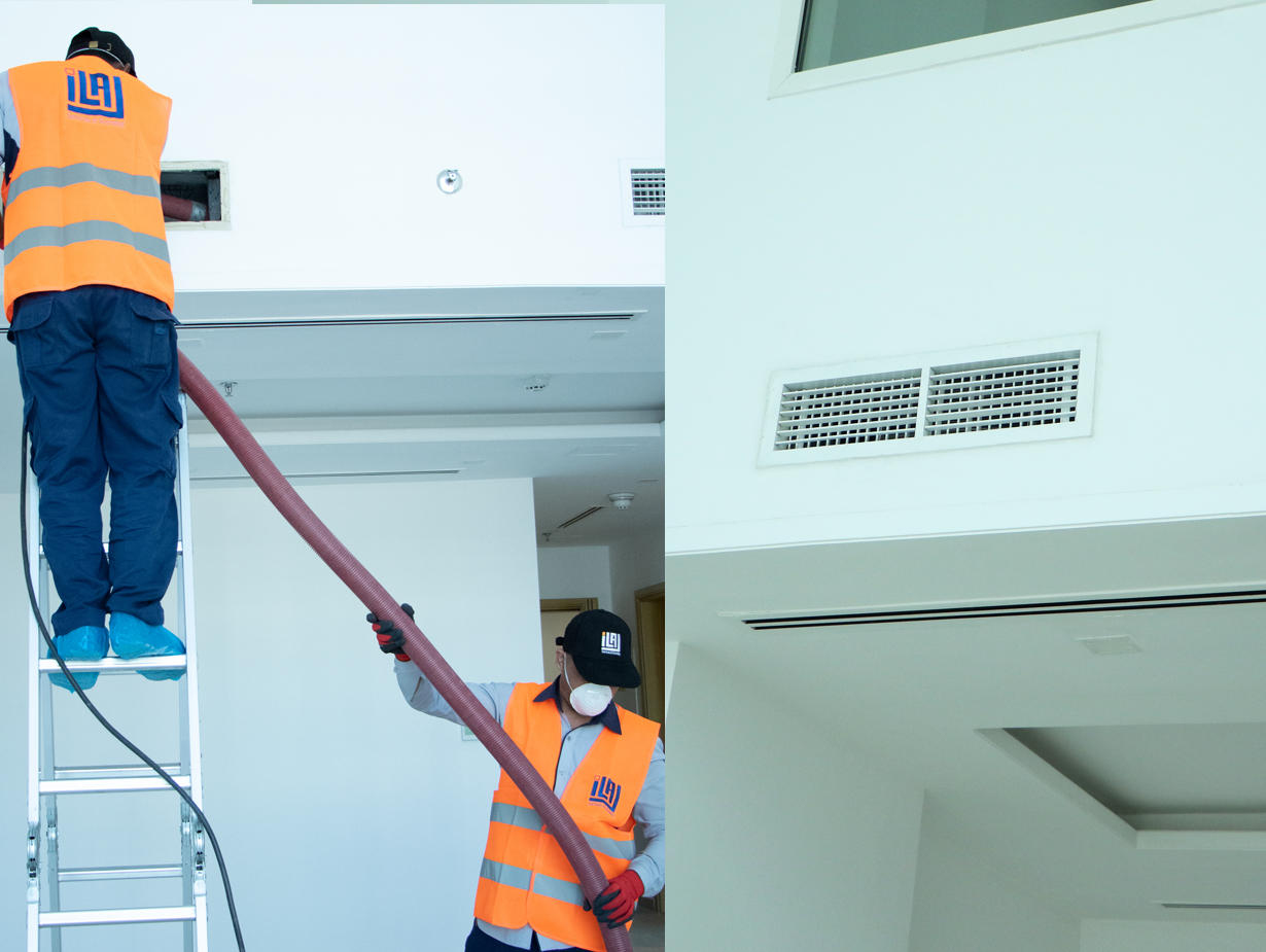 Duct Cleaning at Sunshine Residences