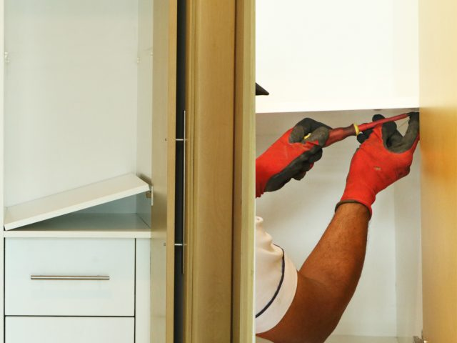 Handyman Services at Emirates Tower 4, DSO