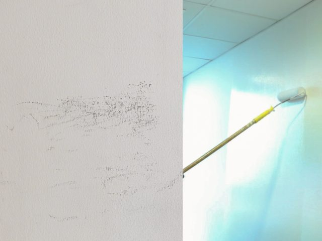 Painting Service at Suntech Tower
