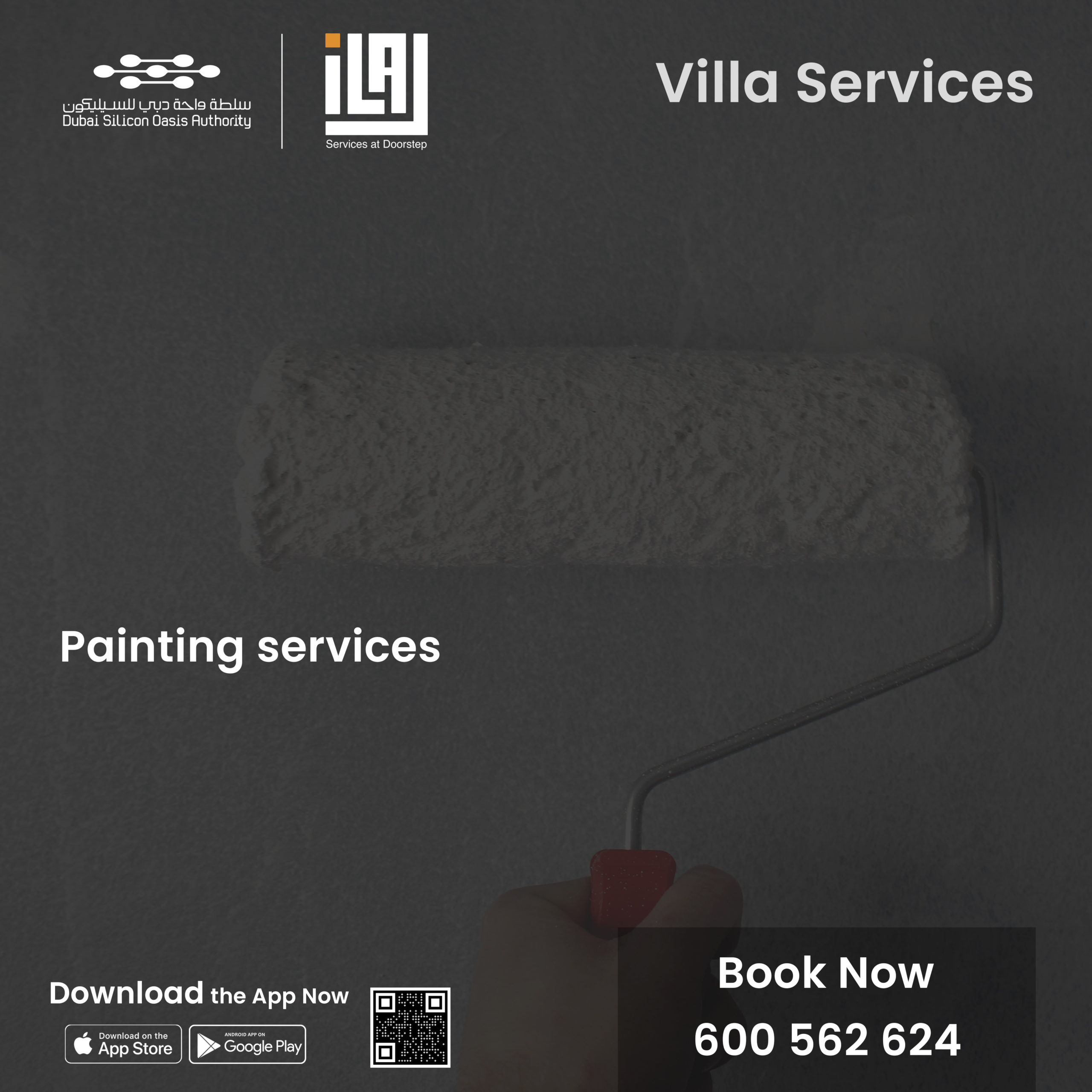 Villa Painting Services